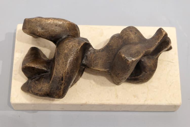 Esculturas de Joaquín García Donaire - Amplesso 2