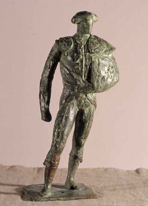 Esculturas de Joaquín García Donaire - El paseillo