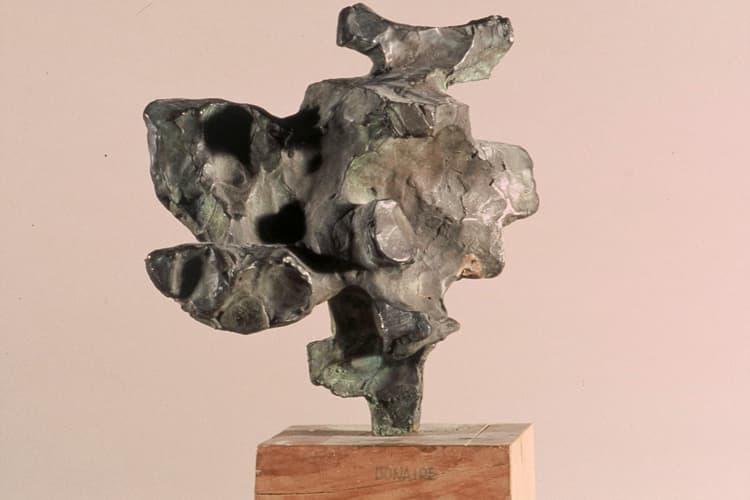 Esculturas de Joaquín García Donaire - La llama
