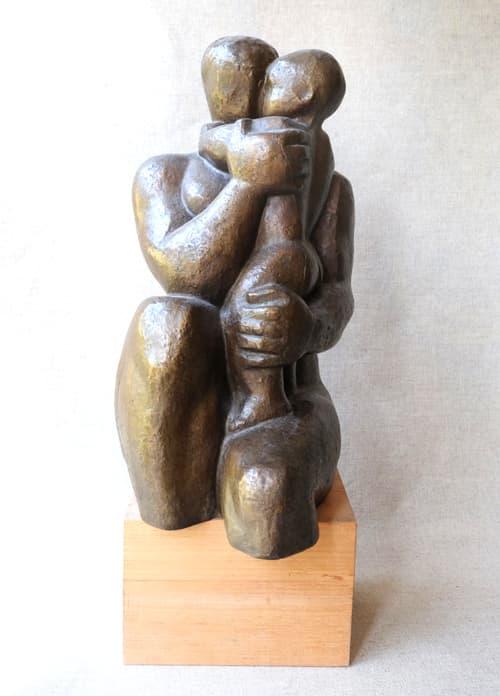 Maternidad - Joaquín García Donaire - Escultor