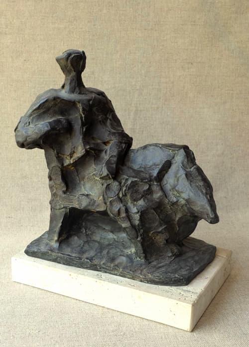 Esculturas de Joaquín García Donaire - Pequeña mediterránea