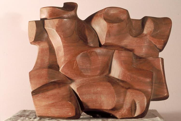 Esculturas de Joaquín García Donaire - Relieve abstracto