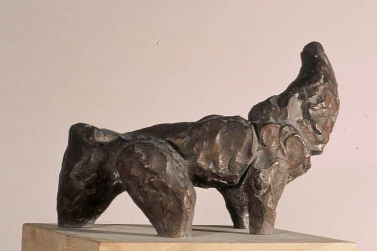 Esculturas de Joaquín García Donaire - Rinoceros