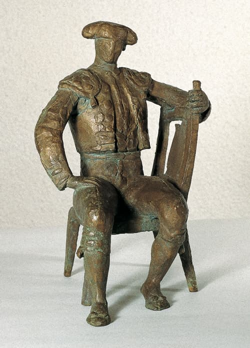 Esculturas de Joaquín García Donaire - Torero 2